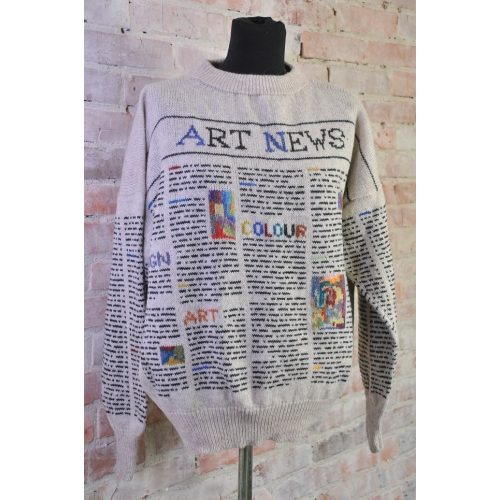Art News - Strikkekit
