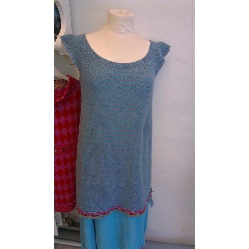 Dagmar kjole - Færdigstrik